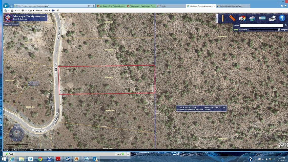 36031 N 24TH Avenue Lot 12, Phoenix, AZ 85086