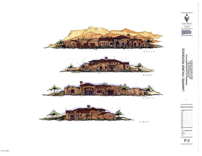 6391 E FLAT IRON Loop Lot PON66, Gold Canyon, AZ 85118