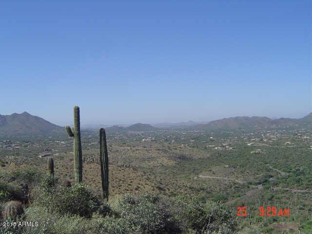 42231 N FLEMING SPGS Road Lot 10 acres, Cave Creek, AZ 85331