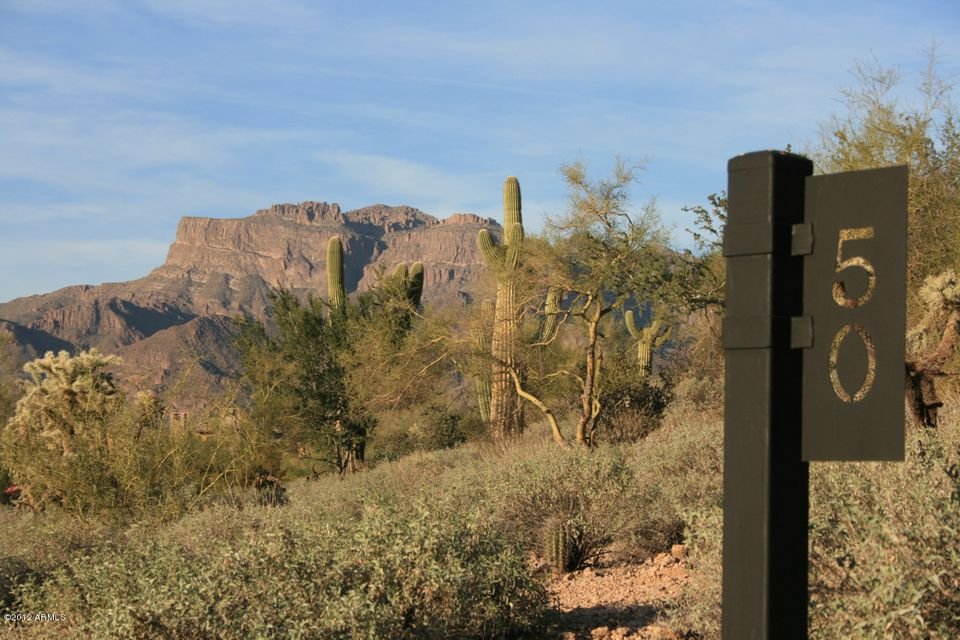 8790 E QUARTZ MOUNTAIN Drive Lot 50, Gold Canyon, AZ 85118