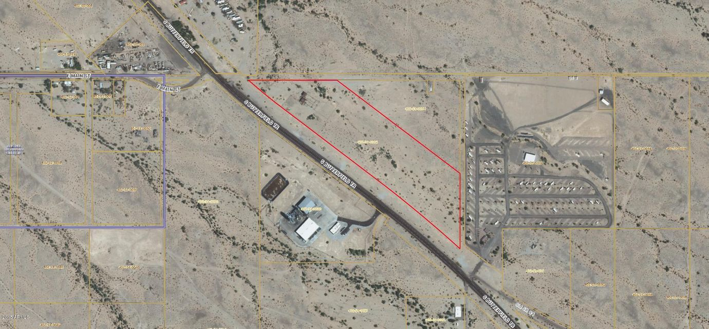 788 S BUTTERFIELD Trail, Gila Bend, AZ 85337