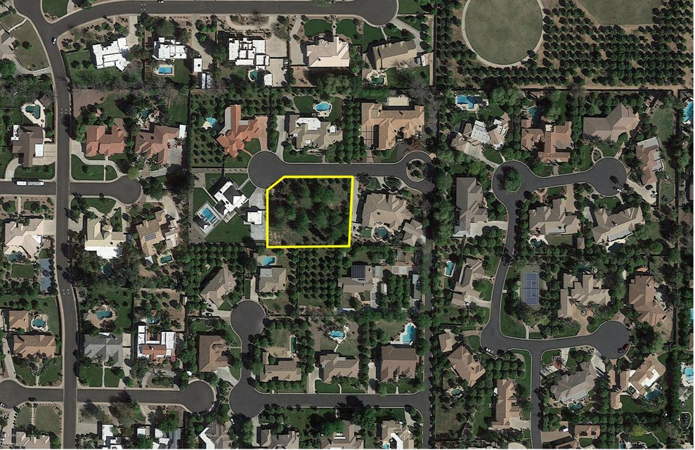 3950 E MCLELLAN #13 Road Lot 13, Mesa, AZ 85205