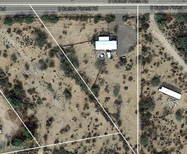 MLS 5356979 21961 E CACTUS FOREST Road, Florence, AZ Florence AZ Equestrian