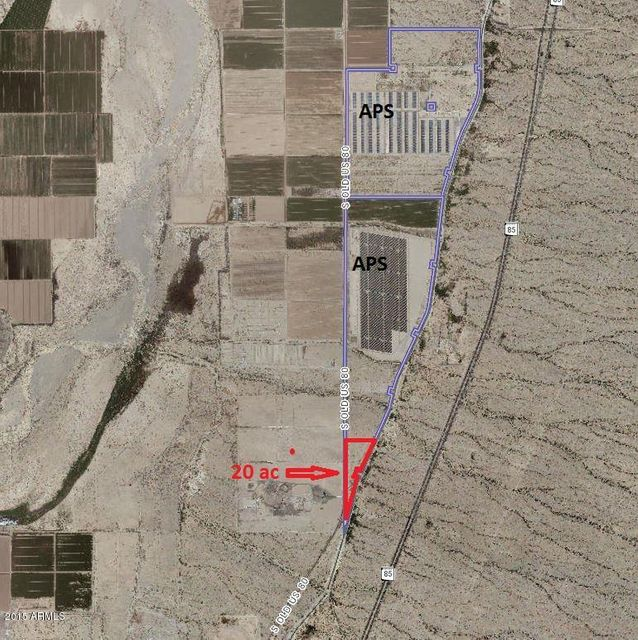 40531 S Old US Highway 80 Highway, Gila Bend, AZ 85337