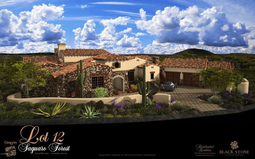 41617 N Stone Cutter Drive 12, Scottsdale, AZ 85262