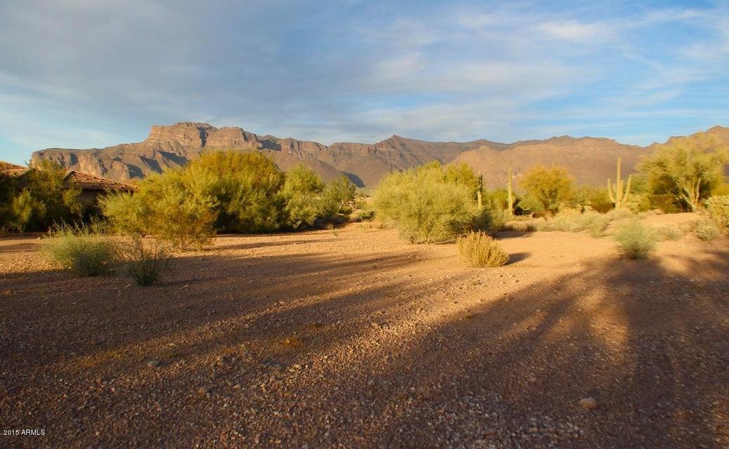 3791 S Gamble Quail Way Lot 12PON, Gold Canyon, AZ 85118