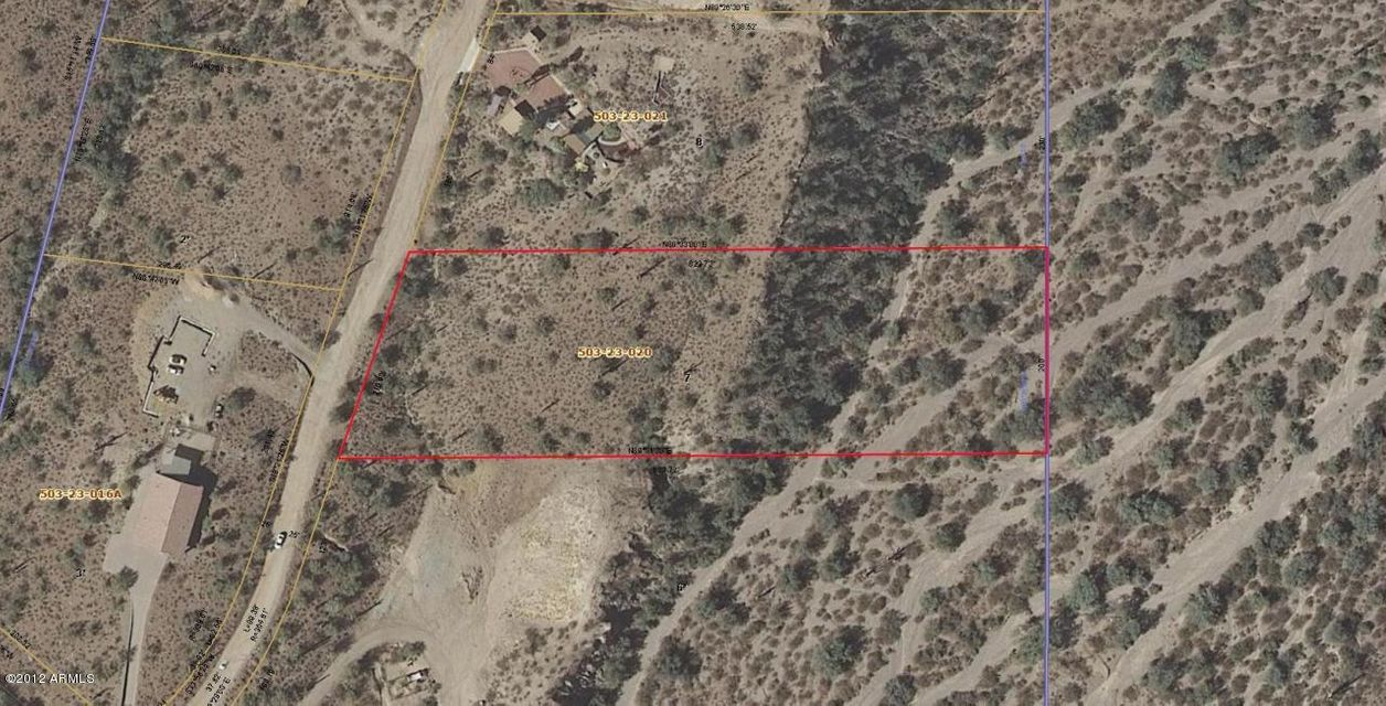 43925 N Saguaro Blossom Lane Lot 7, Morristown, AZ 85342