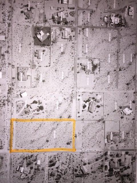 199th ave W Pierson Street Lot metes and bounds, Litchfield Park, AZ 85340