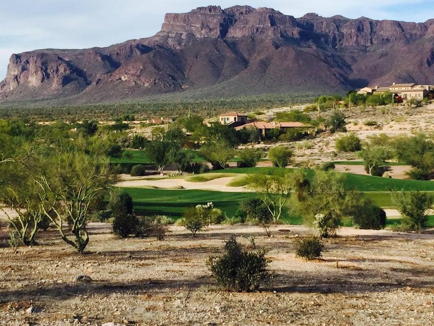 9174 E QUARTZ MOUNTAIN Drive Lot 61, Gold Canyon, AZ 85118
