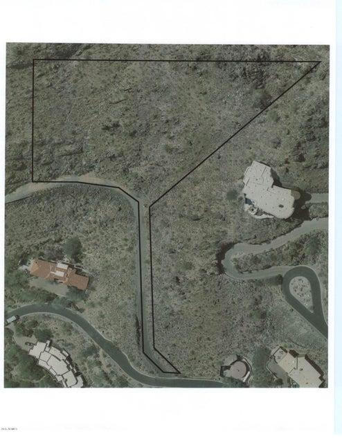 5739 E QUARTZ MOUNTAIN Road Lot 8, Paradise Valley, AZ 85253