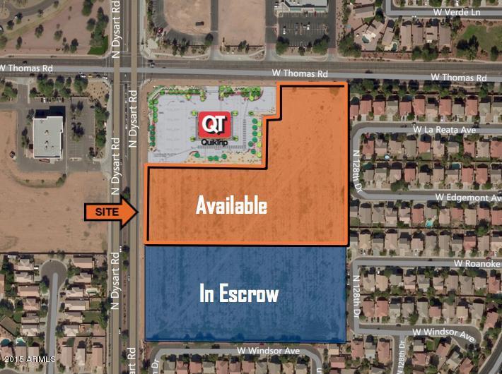 000 N Dysart Road Lot 0, Avondale, AZ 85323