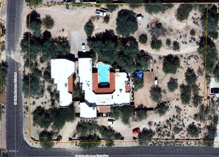 4848 E CALLE DE LAS ESTRELLAS Street, Cave Creek AZ 85331