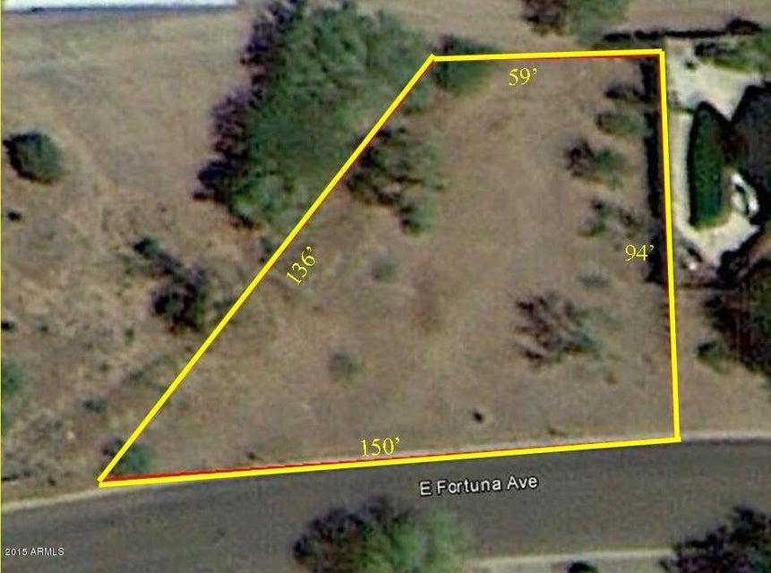 9942 E FORTUNA Avenue Lot 327, Gold Canyon, AZ 85118