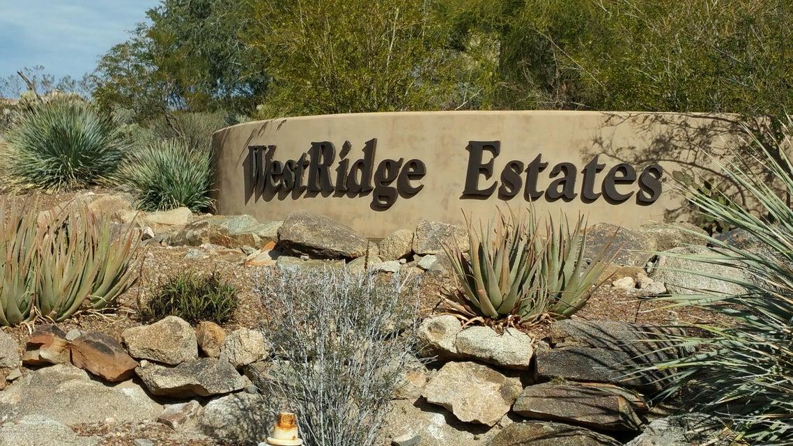 15344 E WESTRIDGE Drive Lot 19, Fountain Hills, AZ 85268