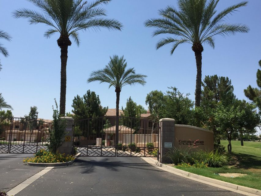 MLS 5386315 3800 S CANTABRIA Circle Unit 1052, Chandler, AZ Chandler AZ Ocotillo Golf