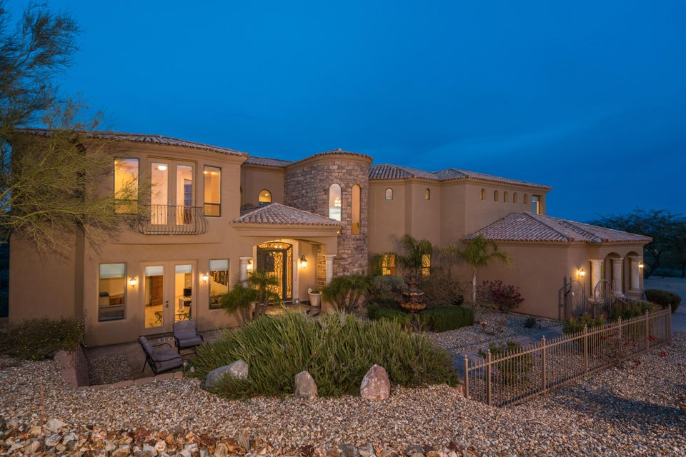 16550 E JACKLIN Drive, Fountain Hills, AZ 85268