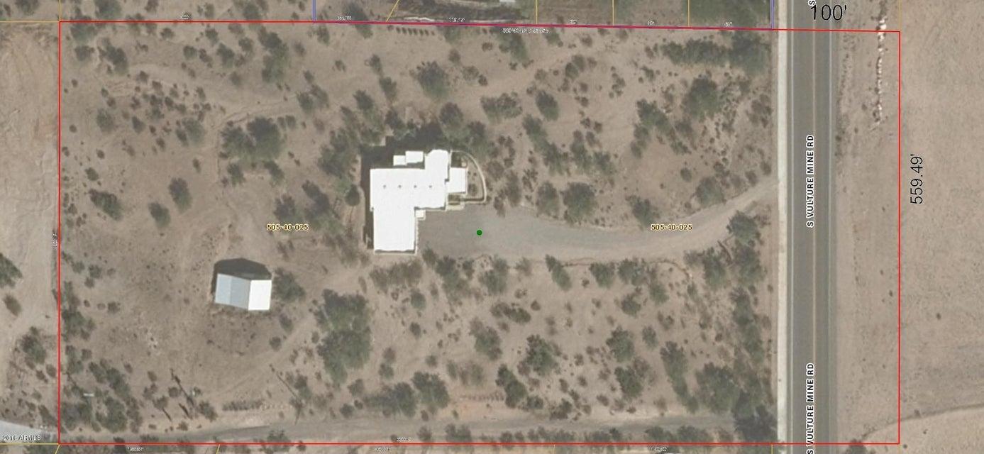 840 S VULTURE MINE Road, Wickenburg, AZ 85390