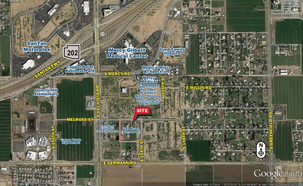 15309 E MELROSE Street, Gilbert, AZ 85297