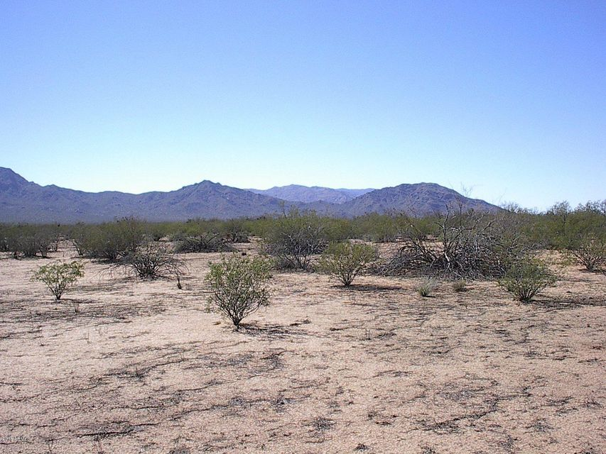 Lot 12 N 529th Avenue Lot 12, Aguila, AZ 85320