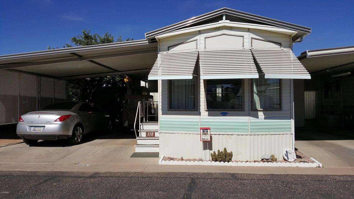 318 E OCOTILLO Drive, Florence, AZ 85132
