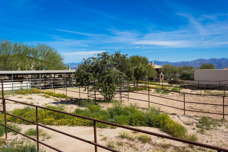 MLS 5407972 14703 E HORNED OWL Trail, Scottsdale, AZ 85262 Scottsdale AZ Metes And Bounds