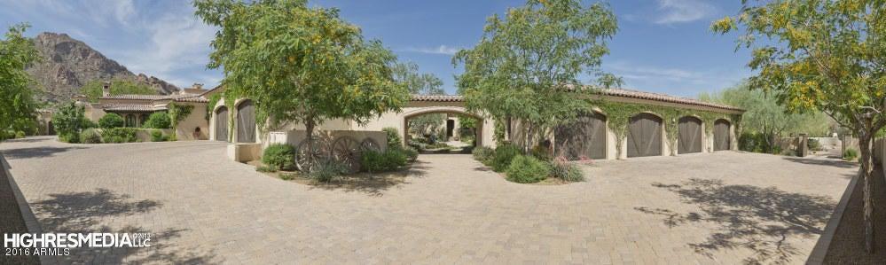 MLS 5416120 5625 E Nauni Valley Drive, Paradise Valley, AZ 85253 Paradise Valley AZ Eco-Friendly