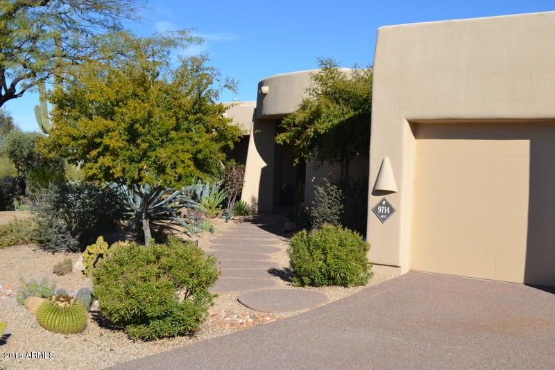 9714 E Gamble Lane Scottsdale, AZ 85262 - MLS #: 5415220