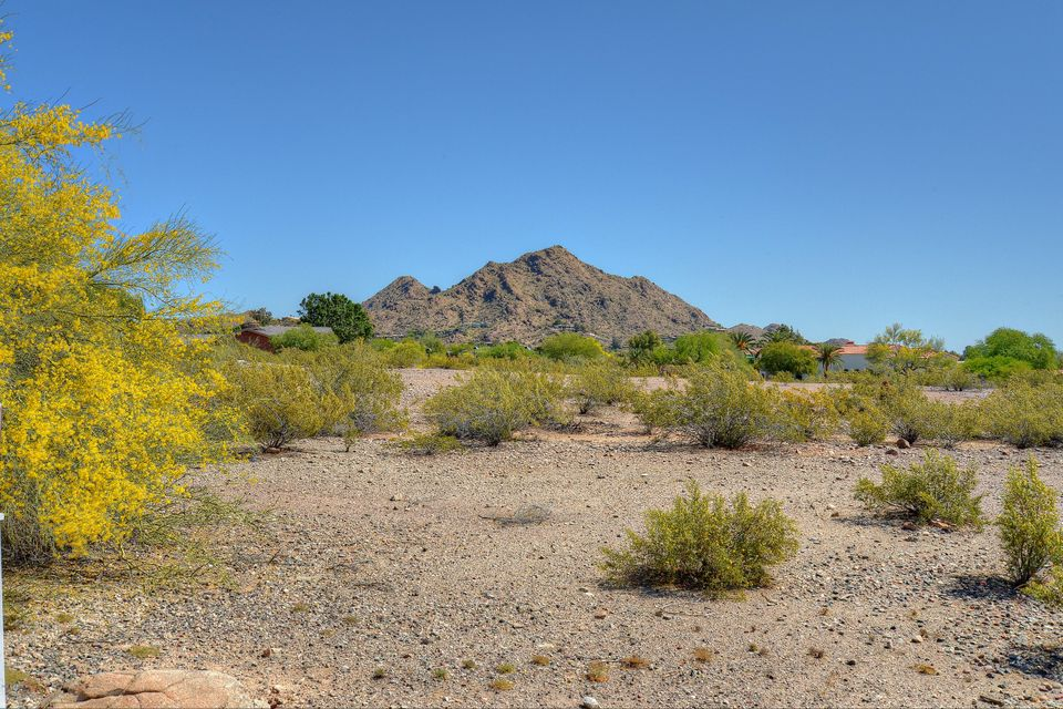 6819 N 46TH Street Lot 1, Paradise Valley, AZ 85253