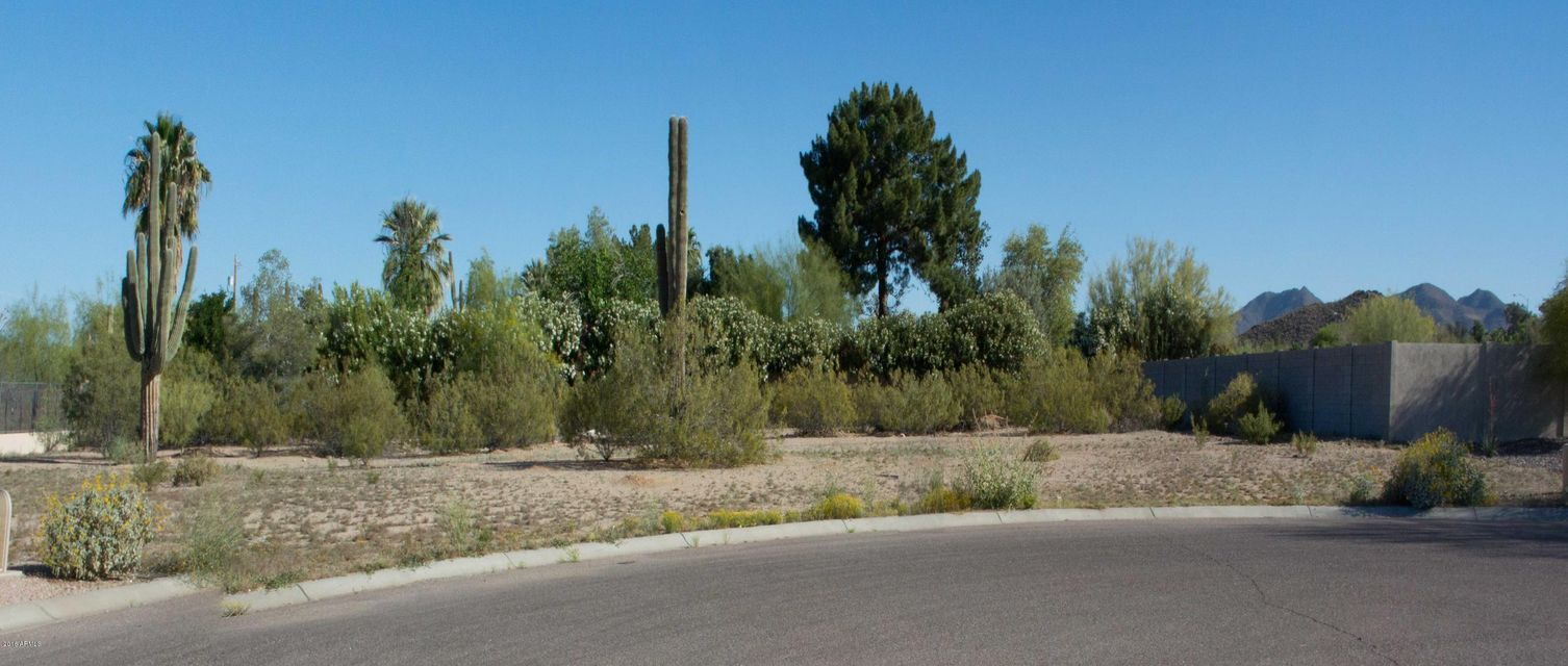 7116 E HALIFAX Circle Lot 3, Mesa, AZ 85207