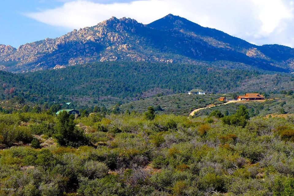 18300 W MODEL CREEK Road Lot 11, Peeples Valley, AZ 86332