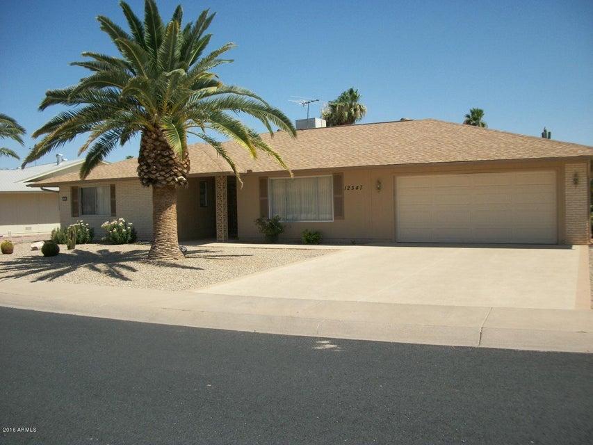 12547 W LIMEWOOD Drive, Sun City West, AZ 85375