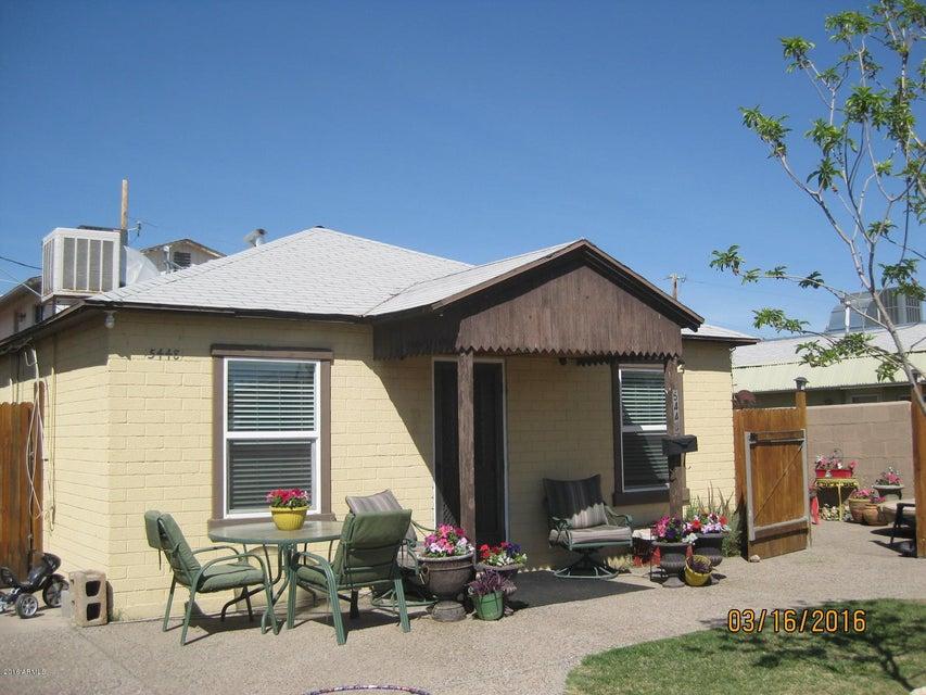 5448 W GARDENIA Avenue, Glendale, AZ 85301