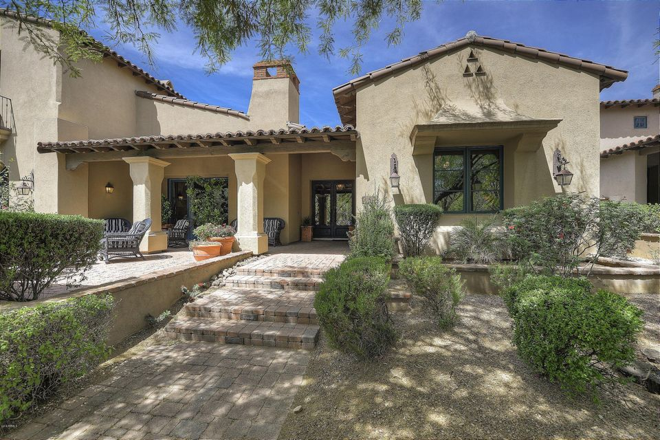 Silverleaf Homes And Golf Homes For Sale Scottsdale Az