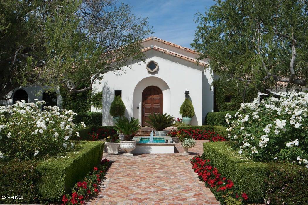Additional photo for property listing at 6550 E El Maro Circle  Paradise Valley, Arizona,85253 United States