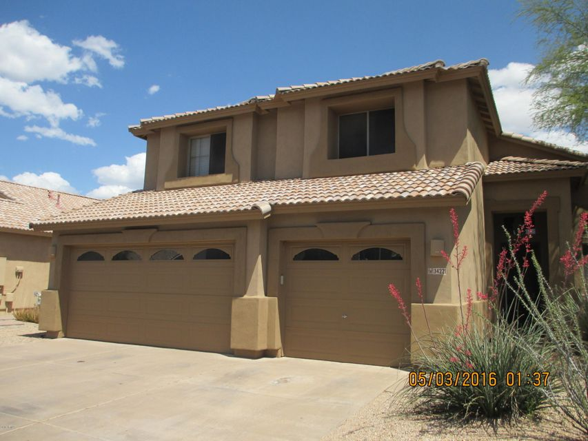 34221 N 45TH Place, Cave Creek, AZ 85331