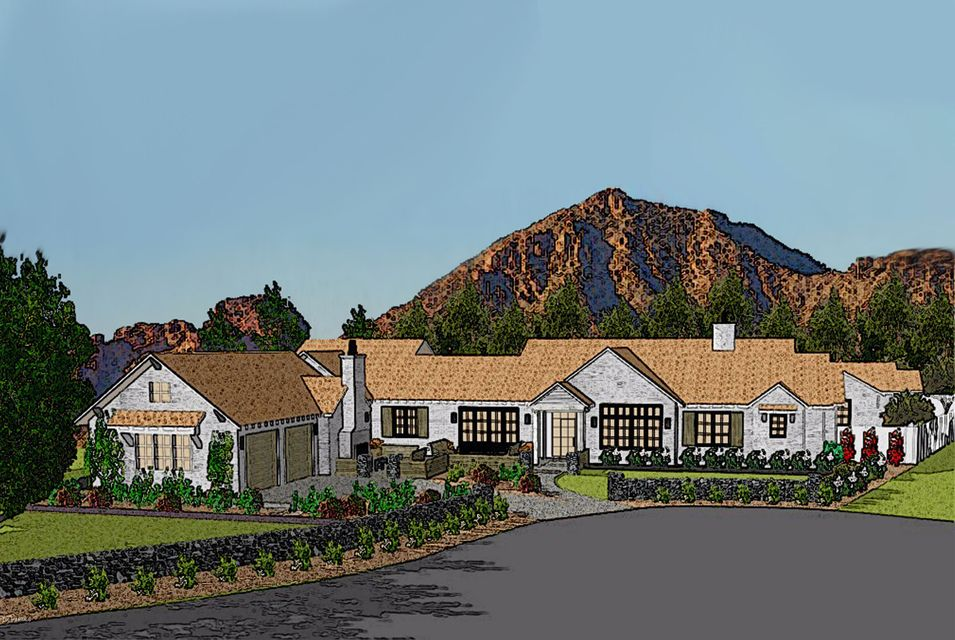 5936 E Paisano Circle, Phoenix, AZ 85018