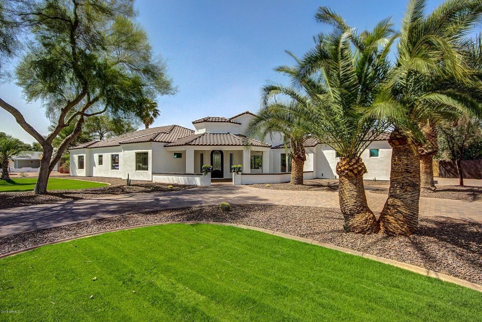 6220 E COCHISE Road, Paradise Valley AZ 85253