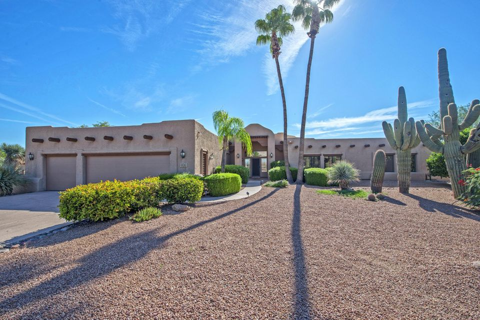 Photo of 18819 E MESCALERO Drive, Rio Verde, AZ 85263
