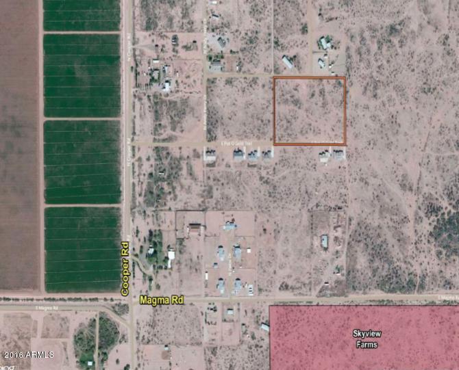 00000 N Cooper Road Florence, AZ 85132 - MLS #: 5442541