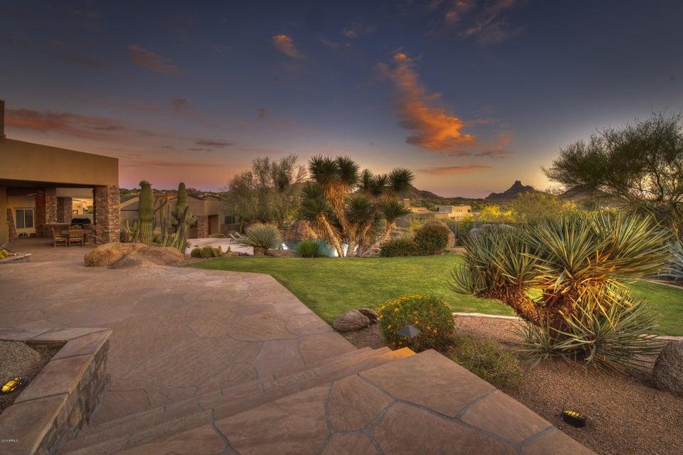 MLS 5446082 10411 E Balancing Rock Road, Scottsdale, AZ 85262 Scottsdale AZ Troon North