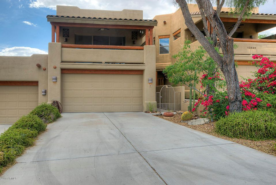12642 N MOUNTAINSIDE Drive B, Fountain Hills, AZ 85268