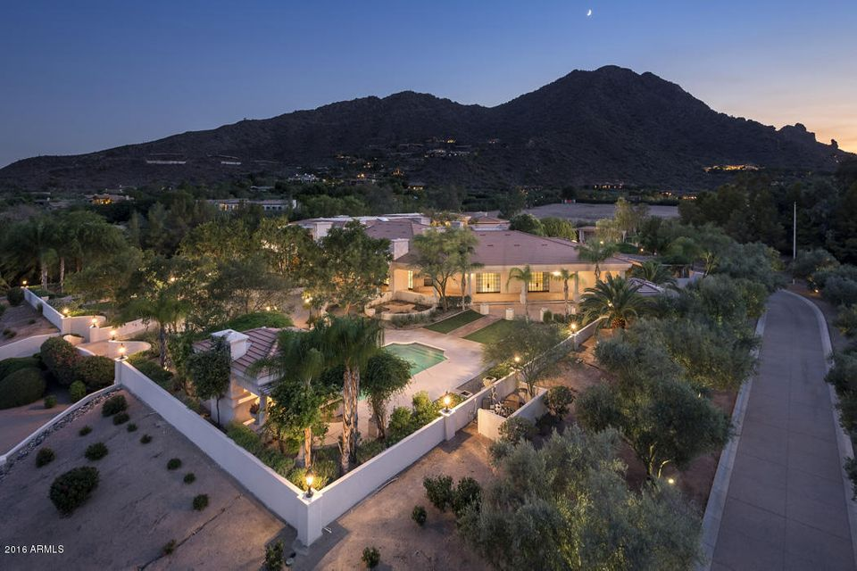 5600 N Saguaro Road, Paradise Valley, AZ 85253