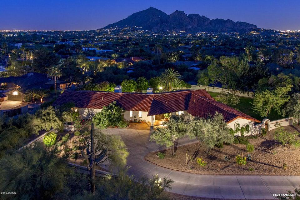7015 N HILLSIDE Drive, Paradise Valley AZ 85253