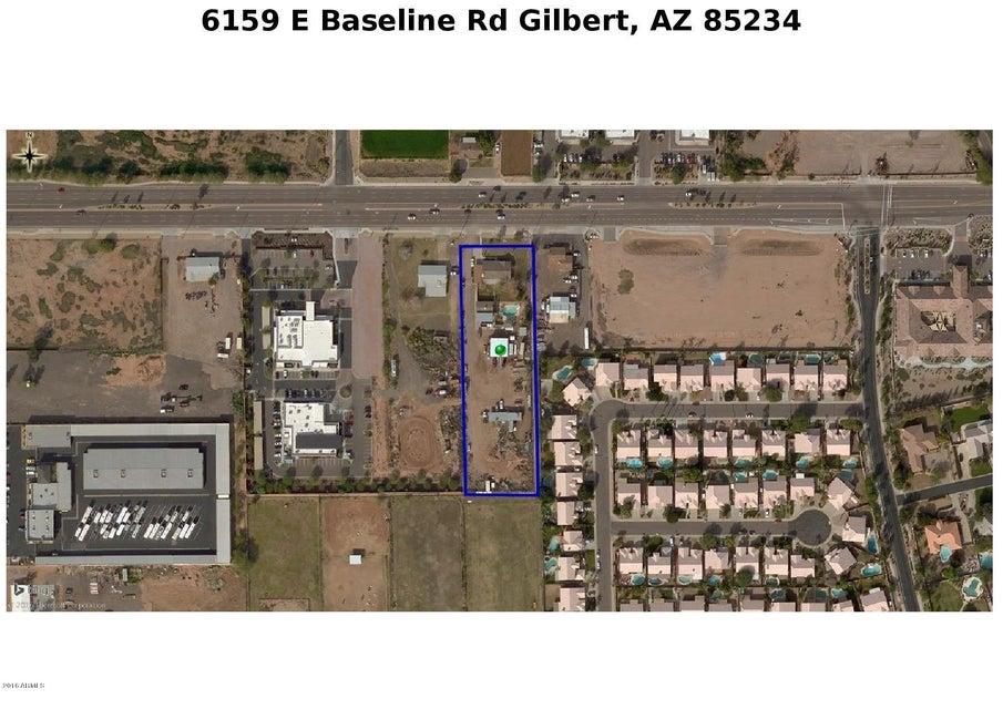 6159 E BASELINE Road, Gilbert, AZ 85234