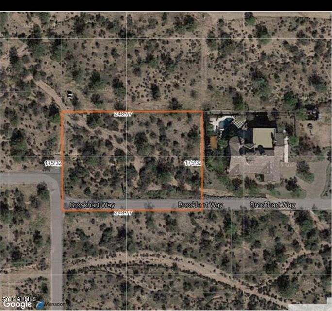 15914 E BROOKHART Way Lot 1, Scottsdale, AZ 85262