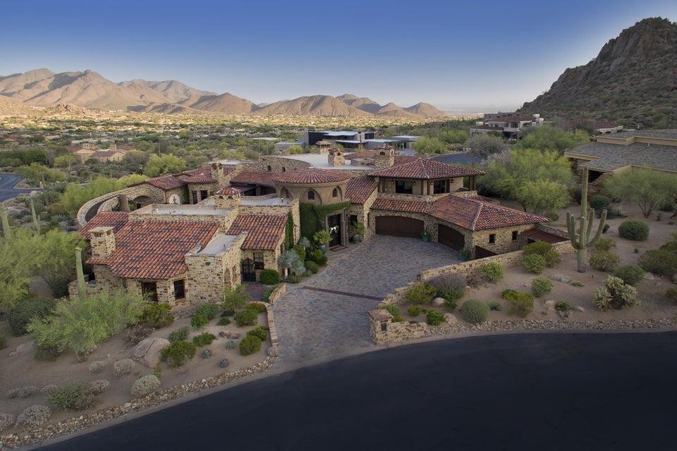 MLS 5453711 10199 E Cavedale Drive, Scottsdale, AZ 85262 Scottsdale AZ Estancia