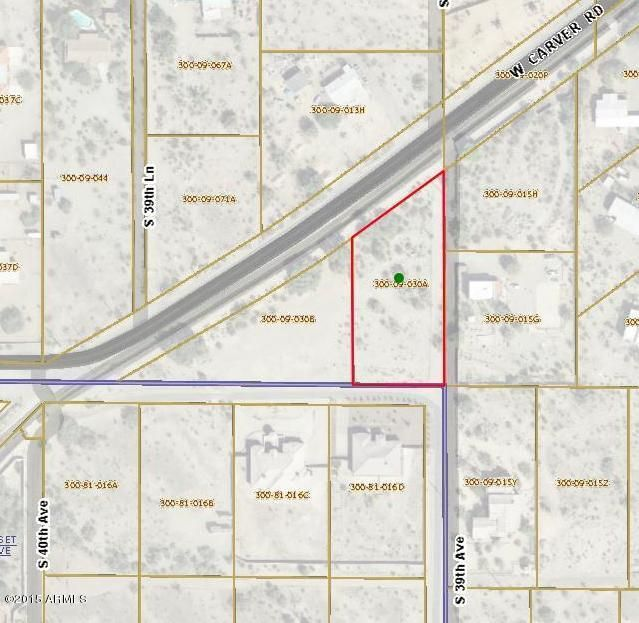 3821 W Carver Road, Laveen, AZ 85339