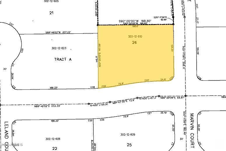 1372 N MARVIN Street, Gilbert, AZ 85233