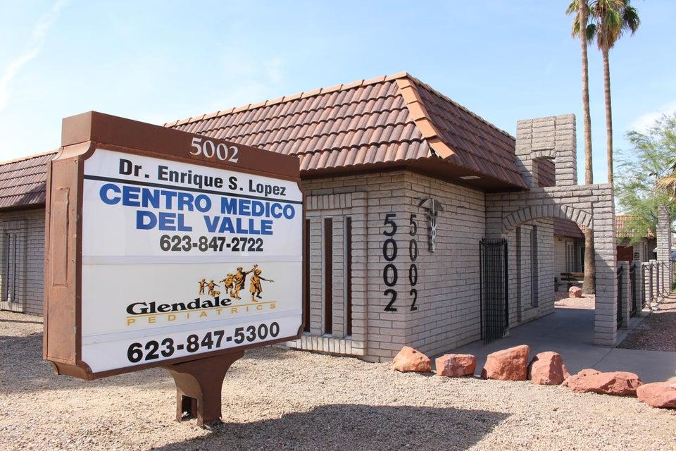 5002 W GLENDALE Avenue, Glendale, AZ 85301