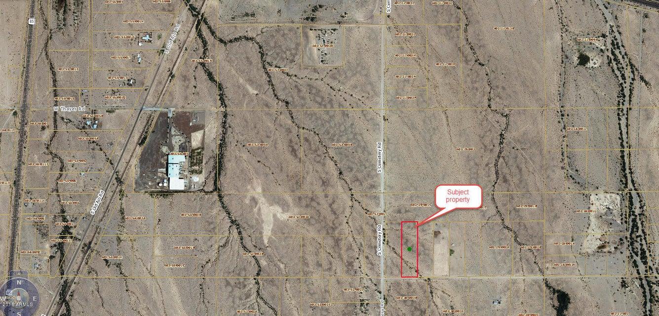 0000 S 299th Avenue Lot 2, Gila Bend, AZ 85337
